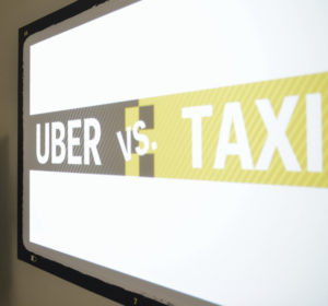 <span>Uber vs. Taxi: Redesigning the taxi journey</span><i>→</i>